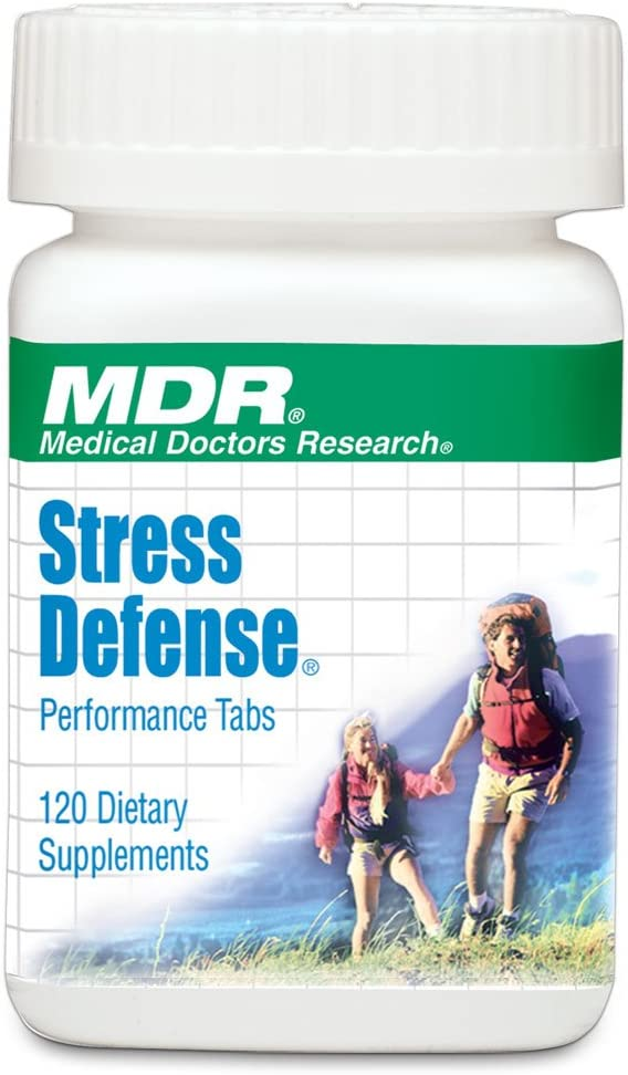 MDR Stress Defense 120