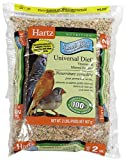 Hartz Mountain 3270097754 Nutrition Universal Diet For Small Birds