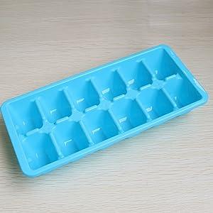 Creative ice box with lid/ice box/freezer ice box/make ice mould-B