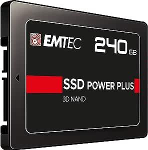 Emtec X150 Power Plus Unidad de Estado sólido 2.5