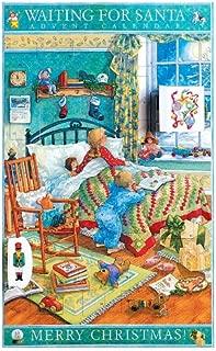 product image for Magic Cabin Waiting for Santa Door Advent Calendar
