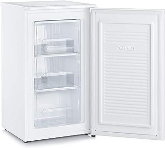 Severin KS 9890 Mini-Congelador, 65 L, Blanco: Amazon.es: Grandes ...