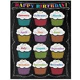 preschool birthday chart - Creative Teaching Press (1019) Chalk It Up! Happy Birthday Chart