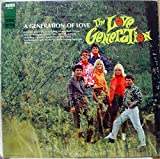 THE LOVE GENERATION A GENERATION OF LOVE vinyl record