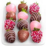 #4: Golden State Fruit 12 Mother's Day Love Berries Chocolate Covered Strawberries