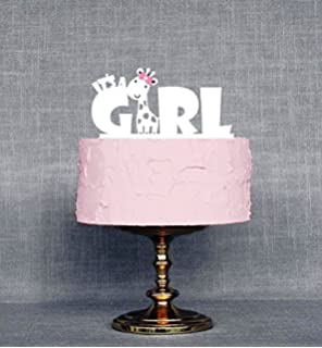 Superior [USA SALES] Itu0027s A Girl Baby Shower Cake Topper, Gender Reveal Party