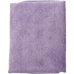 Bath Accessories Microfiber Hair Towel, Lavender
