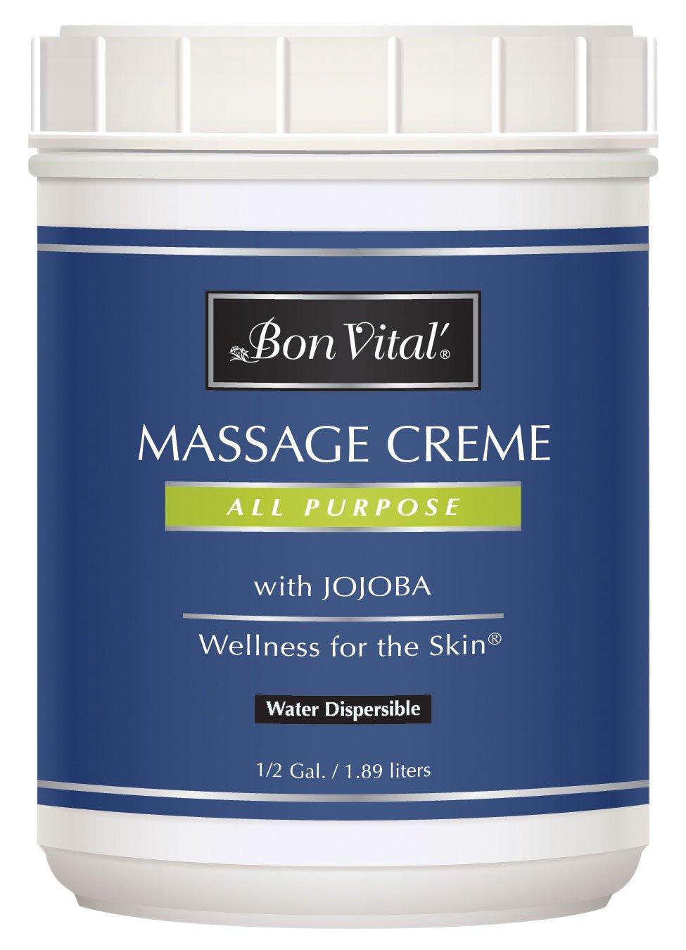 amazon com bon vital u0027 all purpose massage creme for massage
