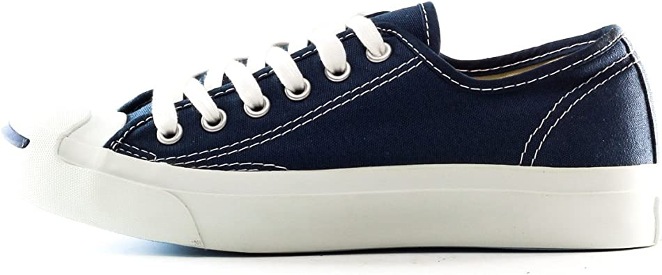 Amazon.com | Converse Jack Purcell CP Oxford Canvas Navy mens 4