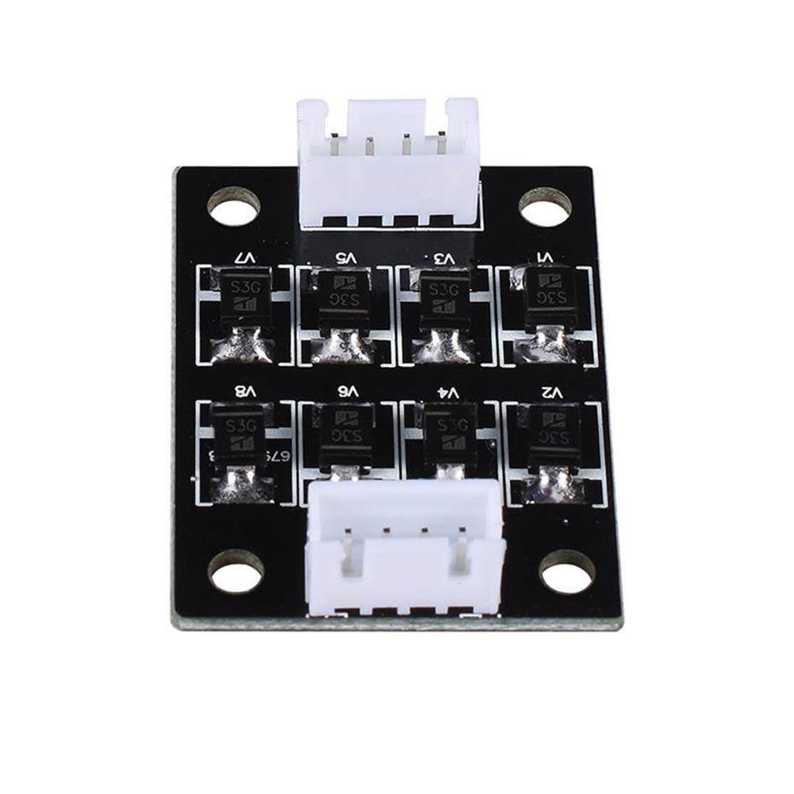 4 Paar YOTINO DRV8825 Stepper Treiber TL Smoother Filtermodul zur Mustereliminierung Motor Clipping Filter