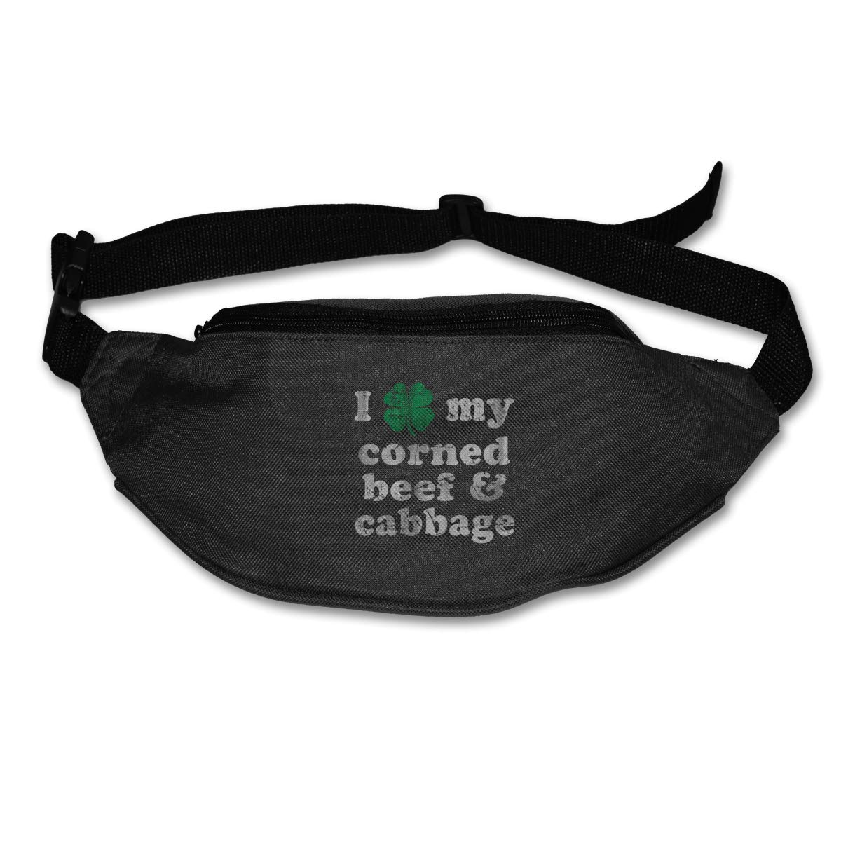 I Shamrock My Corned Beer And Cabbage Sport Waist Pack Fanny Pack For Hike