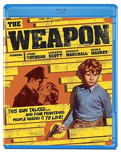 Weapon [Blu-ray]