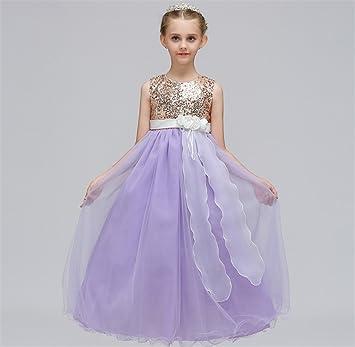 Niña De Las Flores Vestidos Largo Dama De Honor Vestido De Novia Vestido Para Niños Vestido