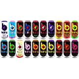 Bang Energy Drinks - 6, 16 ounce cans (6 Flavor Variety Pack)