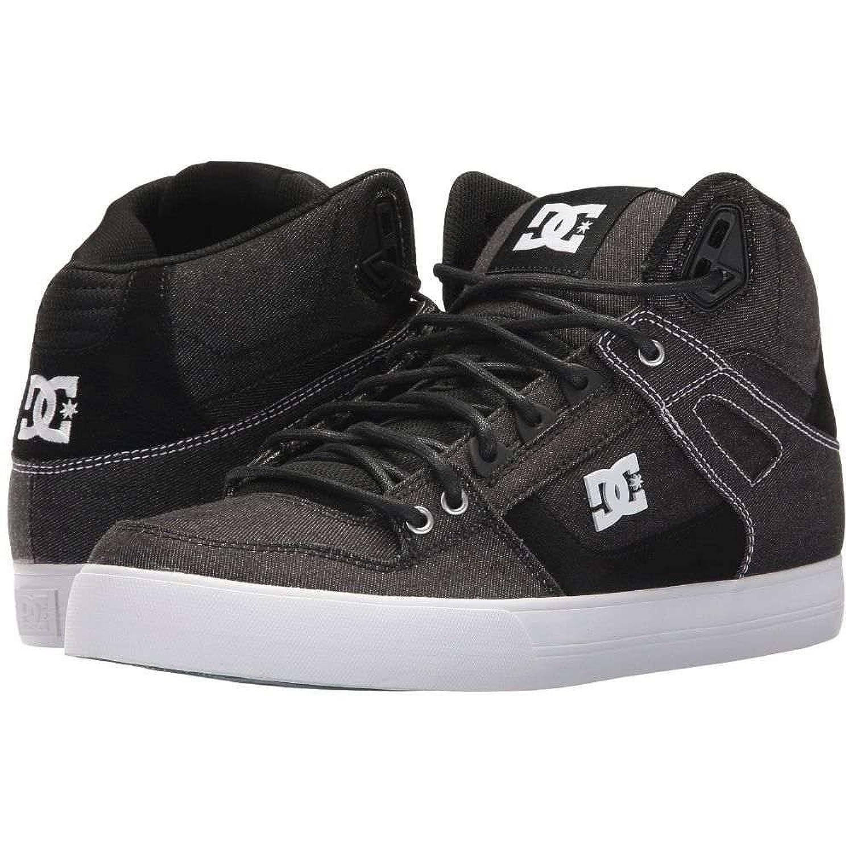 (ディーシー) DC メンズ シューズ靴 スニーカー Pure High-Top WC TX LE [並行輸入品] B07BT5HYGF