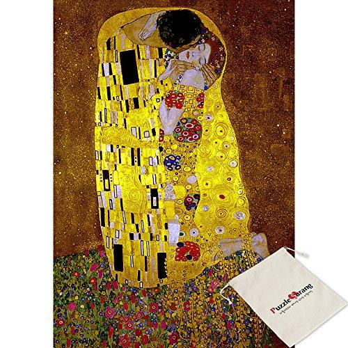 Puzzle Life Puzzle Da 1000 Pezzi Il Bacio Di Gustav Klimt Giochi