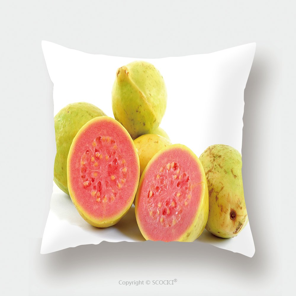 Custom Satin Pillowcase Protector Fresh And Health Guava Fruit Fruit Collection 3679258 Pillow Case Covers Decorative