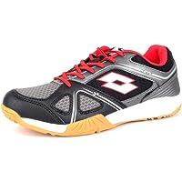 Lotto Jumper 400 II Erkek Siyah Salon/Voleybol Ayakkabısı (T6379)