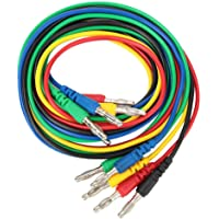 4mm Double-Ended Banana Plug Test Wire Injection Molded Male to Male Multimeter Test Line