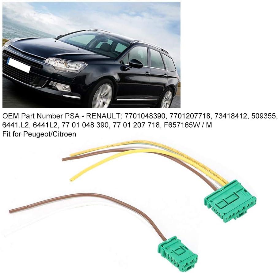 Arnés de Resistencia de Soplador, Cables de Conector de Arnés de ...