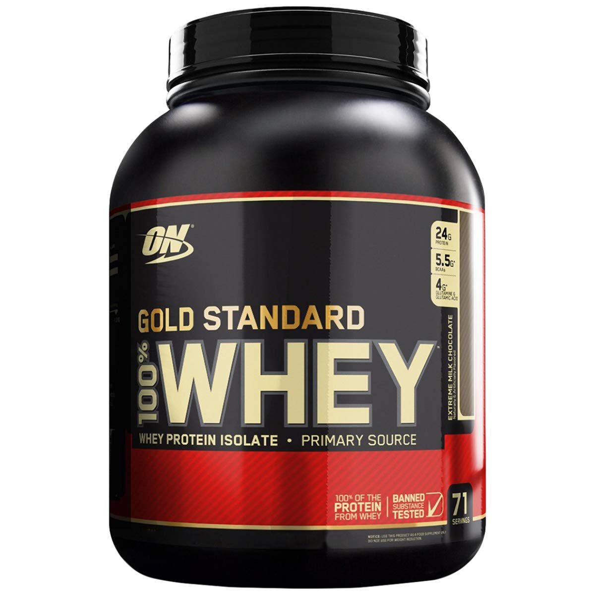 Amazon.com: OPTIMUM NUTRITION 100% Whey GOLD STANDARD, Extreme Milk Chocolate, 1 Pound (Pack of 6): Health & Personal Care