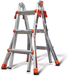 Little Giant Ladder Systems 13 Foot Type IA Aluminum Multi Position LT Ladder