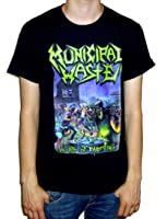 Municipal Waste - The Art Of Partying Black T-shirt