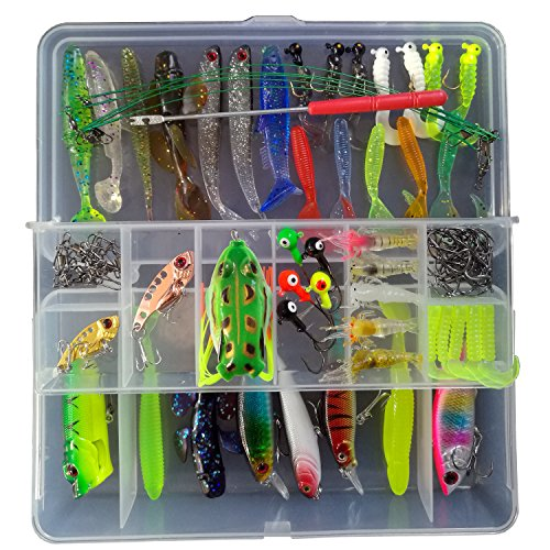 Bionic Fishing Tackle Minnow Spinner