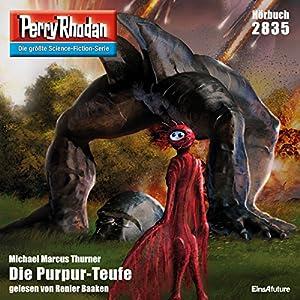 Die Purpur-Teufe (Perry Rhodan 2835) Hörbuch
