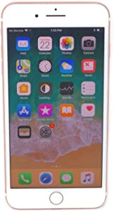 Apple iPhone 7 Plus, 128GB, Rose Gold - For T-Mobile (Renewed)