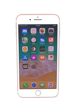 Apple Iphone 7 Plus 32gb Rose Gold For T Mobile Renewed