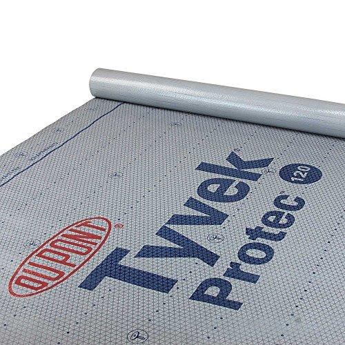 (Tyvek Protec 120 Roof Underlayment 4' x 250' - 1 Roll)