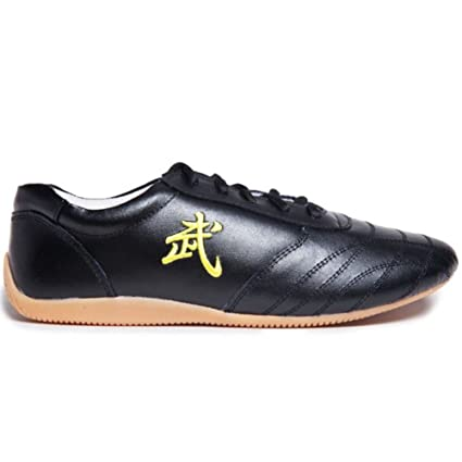 84cc2bf1b leather Tai Chi Shoes top quality martial Arts Kung fu Shoes Chi Kung shoes  Martial arts