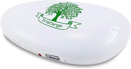 IrisCargo - Purificador de aire portátil y absorbente de olores ...