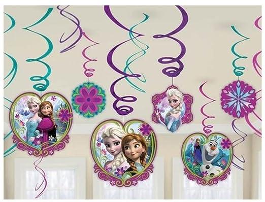 Disney Elegante Party Decke Dekoration Eiskonigin Hangende