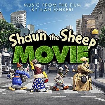 Shaun le mouton : BO du film de Richard Starzak