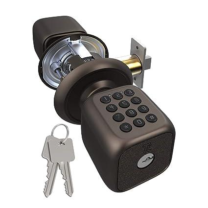 Amazon.com: TURBOLOCK TL-111 Cerradura digital para puerta ...