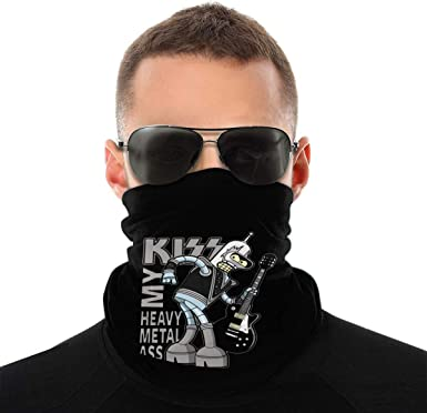 Nonebrand Unisex Headwear Face Magic Scarf Mask Headband Bandana Neck Gaiters For Outdoor Sports,Make America Great Again