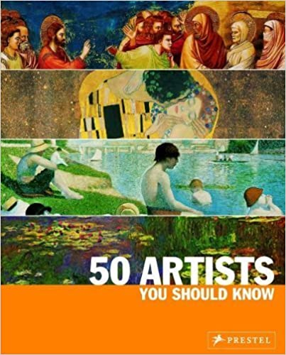 50 Artists You Should Know by Thomas Koster, Lars Roper (2006)