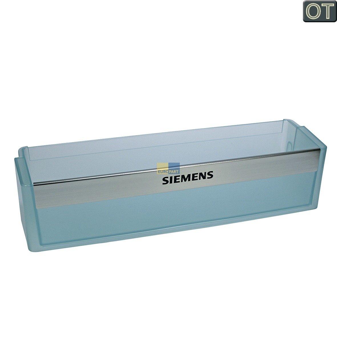 Bosch Siemens Abstellfach Flaschenabsteller für Kühlschränke 00433882