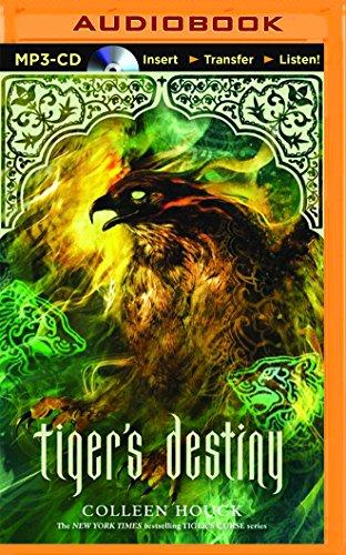 Tiger's Destiny (Tiger's Curse Series) by Brilliance Audio