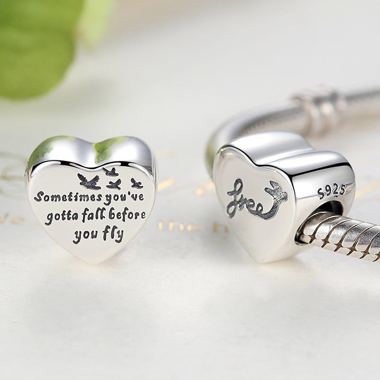 Symbol of Faith Reanimation Charm Pandora & European Bracelets Compatible jJHls5bL