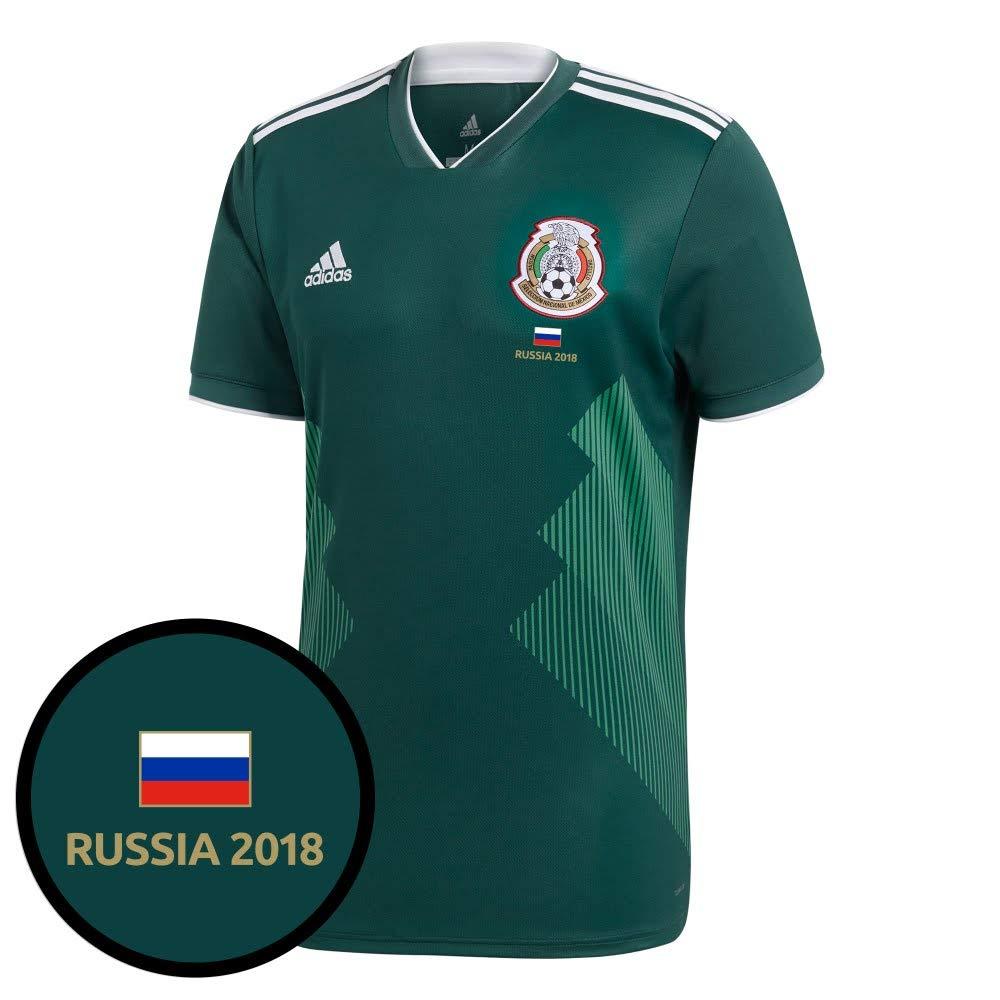 Mexiko Home WM Trikot 2018 inkl Gratis Russland 2018 Druck - XXL