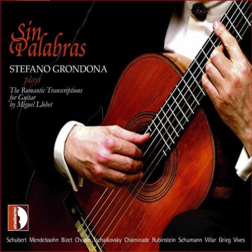 2 Pieces, Op. 26: No. 1, Romance in F Major (Arr. M. Llobet Soles for Guitar)