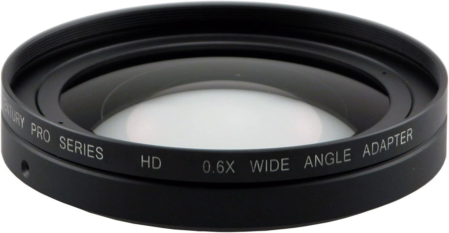 Century .6X HD Wide Angle Adapter Canon Bayonet Mount