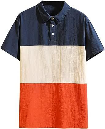 Sylar Camisas Hombre Manga Corta Hombre Polo De Manga Corta ...