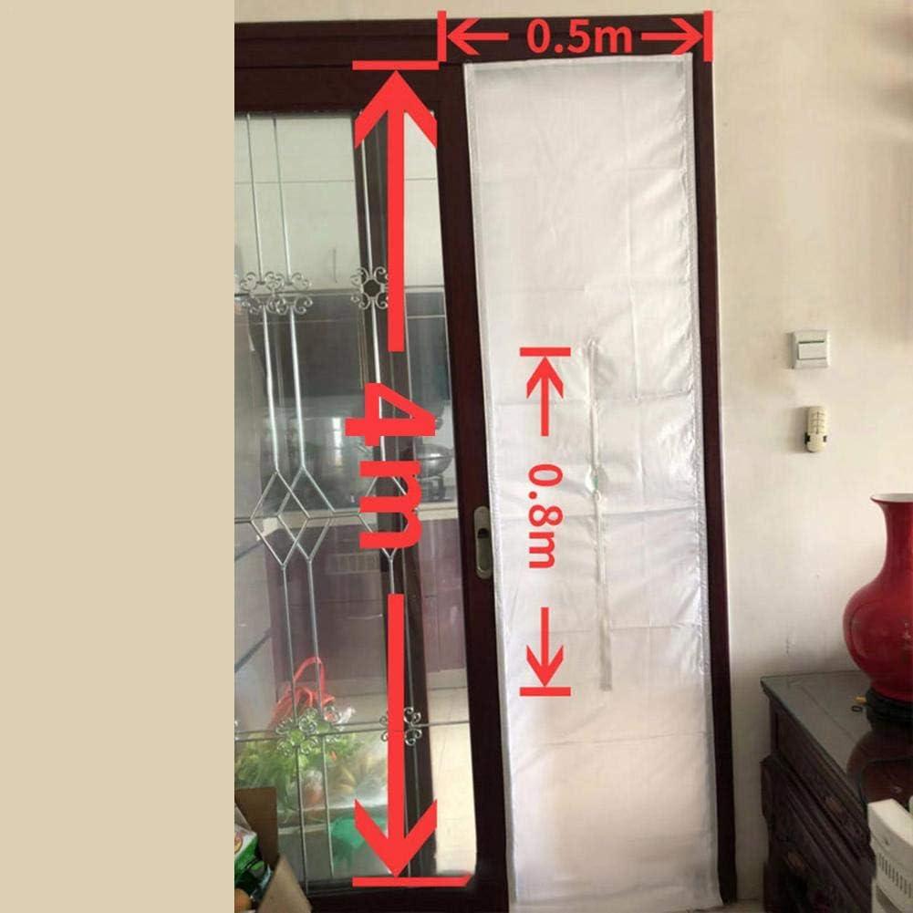 Joint De Porte Pour Unit/é De Climatisation Portable Joint De Porte Pour Climatiseur Portatif Et S/èche-Linge Bandes Sur Le Bord De La Fen/être En Acier Inoxydable Joint De Fen/être Fen/être Couliss