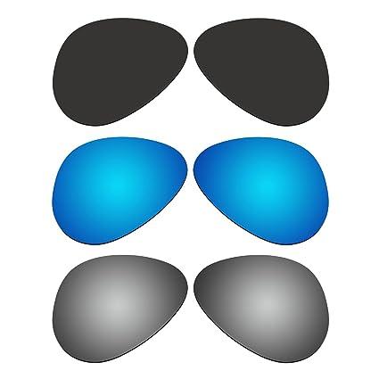 Amazon.com: 3 pares COODY paquete de lentes polarizadas para ...