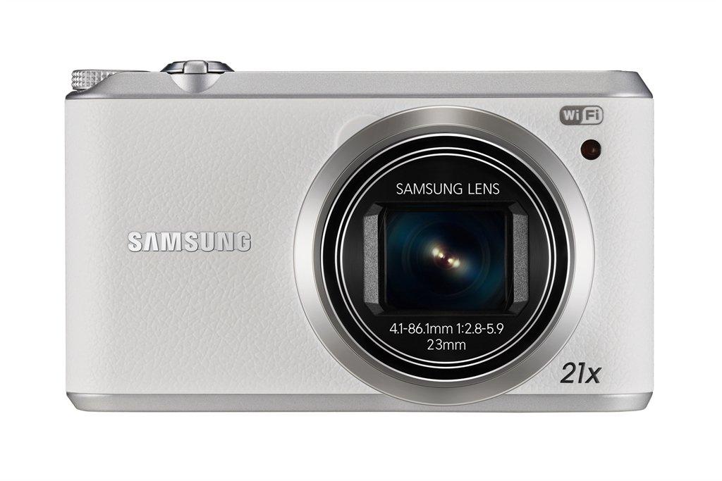 Amazon.com : Samsung WB350F 16.3MP CMOS Smart WiFi & NFC Digital ...