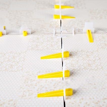 New 700 Tile Leveling System 500 Clips 200 Wedges Tile Leveler